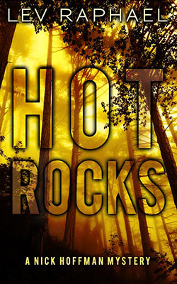 Hot Rocks by Lev Raphael - cover