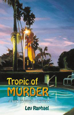 Tropic of Murder by Lev Raphael - cover